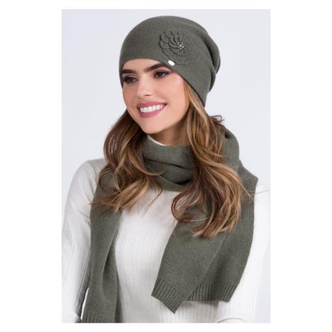 Kamea Woman's Hat K.20.037.52 Khaki