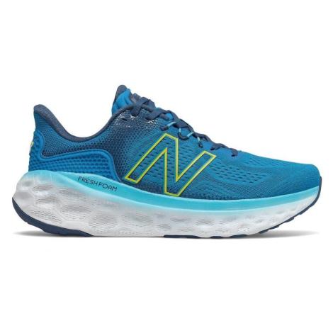 Běžecká obuv New Balance Fresh Foam More V2 Modrá