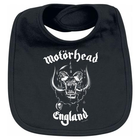 Motörhead England bryndák černá