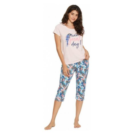Dámské pyžamo Henderson 38052   růžová