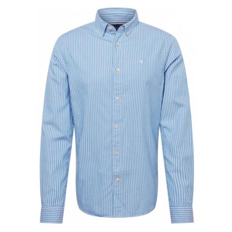 SCOTCH & SODA Košile modrá / bílá / šedá