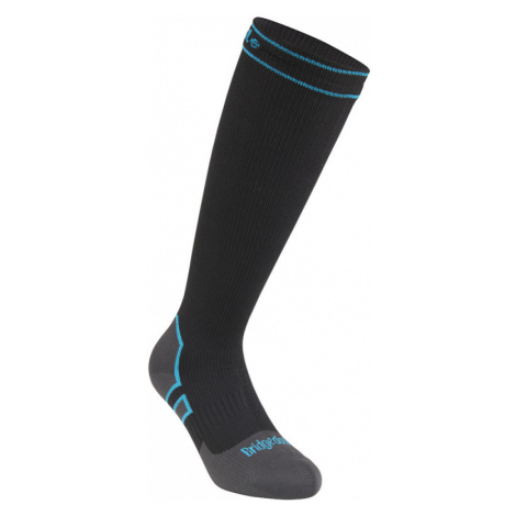 Podkolenky Bridgedale Storm Sock MW Knee black/845