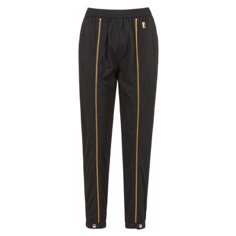 Šusťákové kalhoty P.E Nation SHORT CORNER TRACKPANT černá