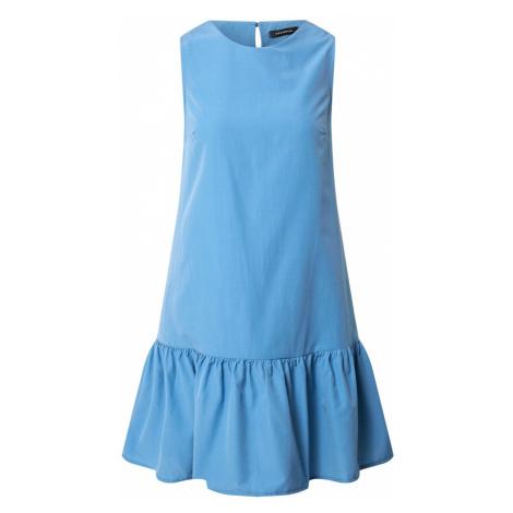Trendyol Šaty nebeská modř