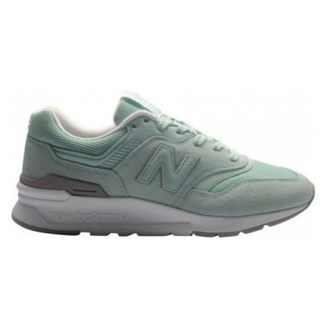 New Balance CW997HCA zelená - Dámská lifestylová obuv