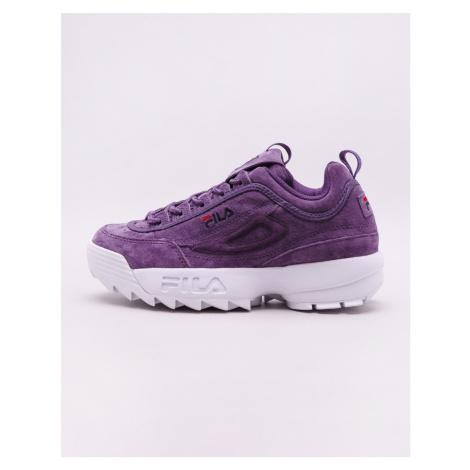 Fila Disruptor S Low Tillandsia Purple