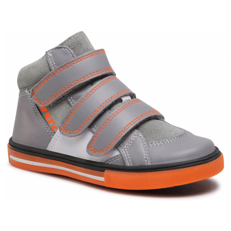 Sneakersy BARTEK - 94281-001 Šedá