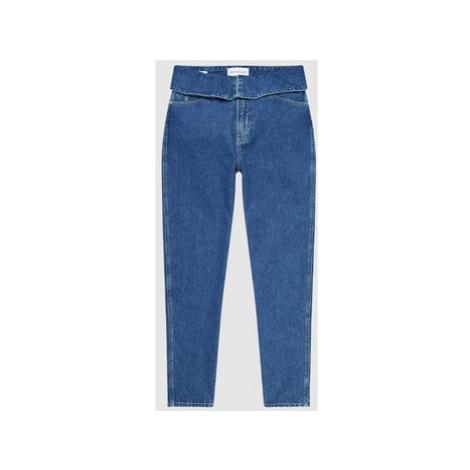 Calvin Klein Jeans J20J214013 Modrá