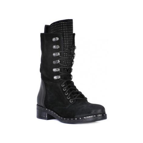 Juice Shoes TACCO BLACK Černá Just Juice shoes