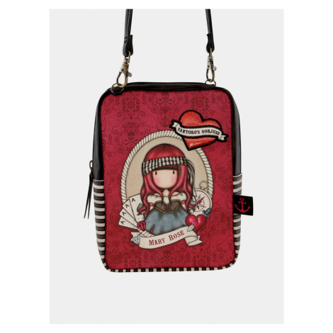 Santoro crossbody kabelka Gorjuss Pirates Mary Rose Santoro London