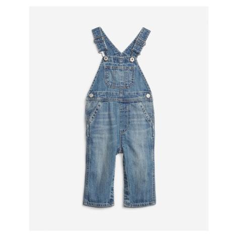 Jeans s laclem dětské GAP