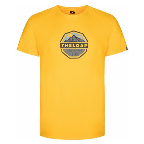 LOAP ALTAIR Pánské triko CLM2076C59C Žlutá