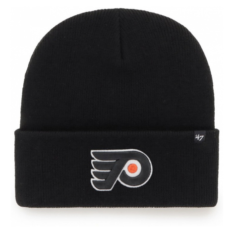 Zimní čepice 47 Brand Haymaker Cuff Knit NHL Philadelphia Flyers