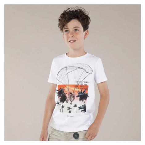 Chlapecké triko Mayoral 6061 | bílá