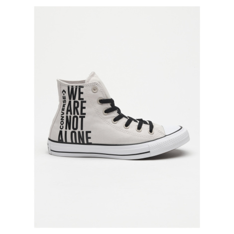 Boty Converse Chuck Taylor All Star We Are Not Alone Bílá