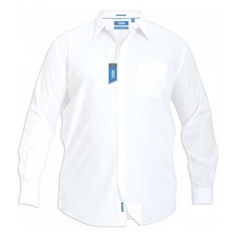 D555 košile pánská AIDEN classic regular nadměrná velikost