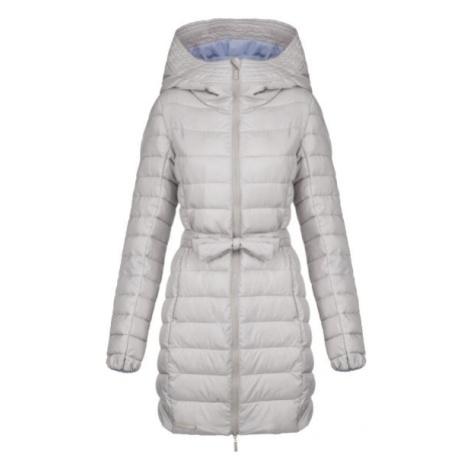 Loap JACKIE béžová - Dámský zimní kabát