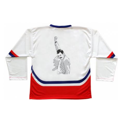 Hokejový dres ČR Freddie Mercury