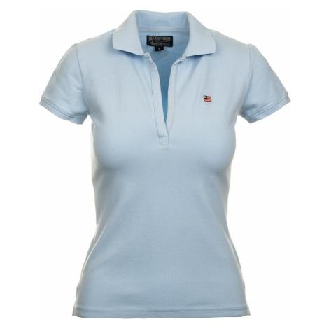 Ralph Lauren Dámské polo tričko světle modré RL79
