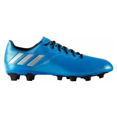 Kopačky adidas Messi 16.4 FxG Modrá / Černá