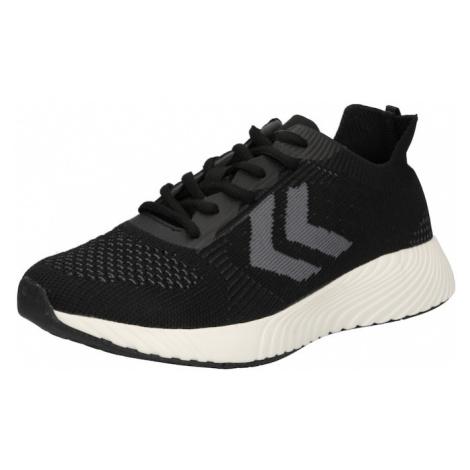 Hummel Sportovní boty antracitová / šedá