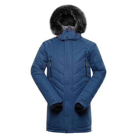 Alpine Pro pánská zimní bunda Icyb 6 modrá