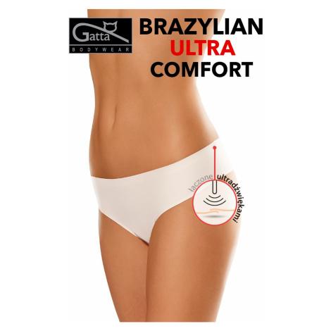 Dámské brazilky 1592s ultra comfort white