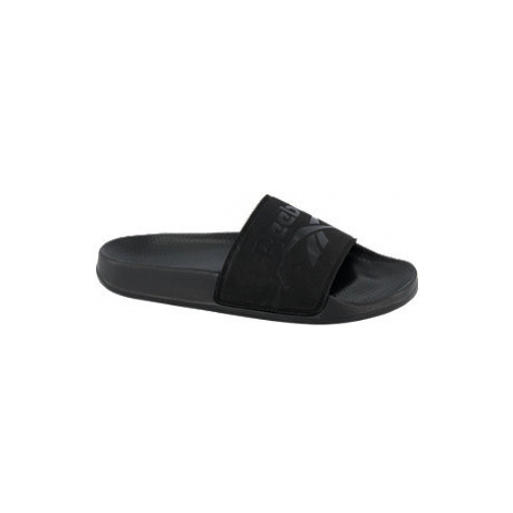 Černé pantofle Reebok Rbk Fulgere Slide