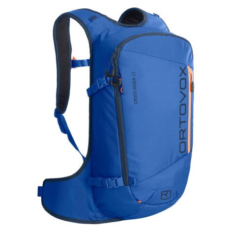Batoh Ortovox Cross Rider 22 Barva: modrá