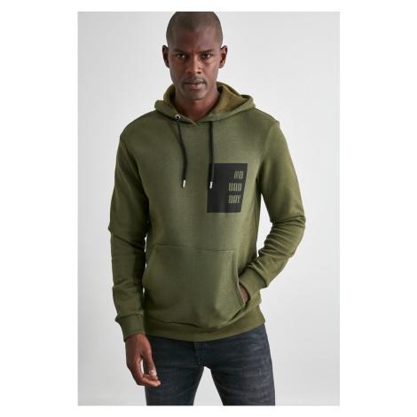 Trendyol Khai Men's Hooded Sweatshirt