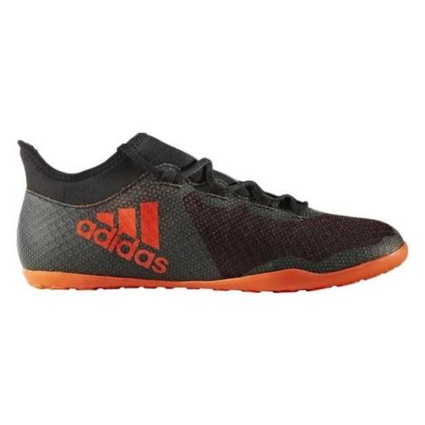 Sálovky Adidas X Tango 17.3 IN Černá / Oranžová