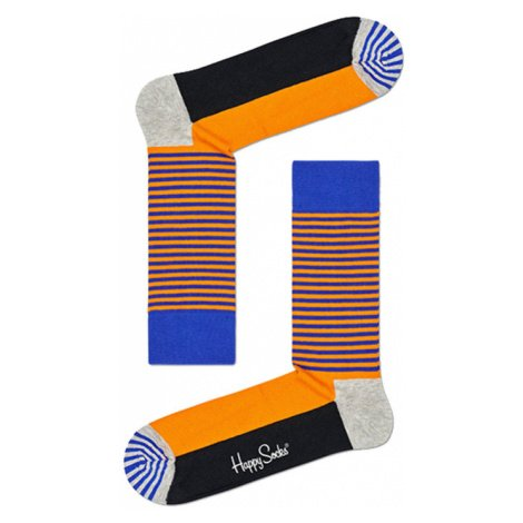 Happy Socks Half Stripe Sock Multicolor HAS01-2700