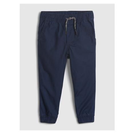 GAP Dětské kalhoty pull-on everyday joggers
