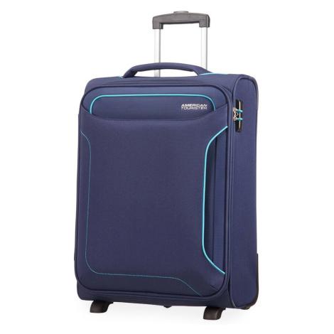 American Tourister Kabinový cestovní kufr Holiday Heat Upright 50G 42 l - tmavě modrá