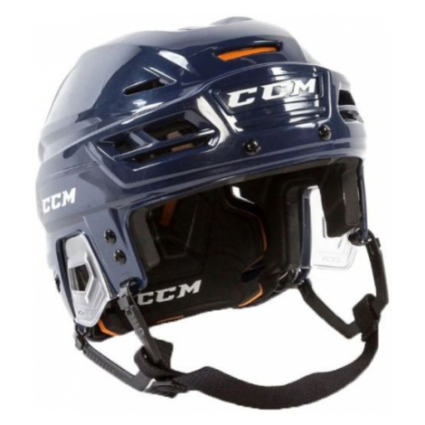 CCM TACKS 710 SR tmavě modrá - Hokejová helma
