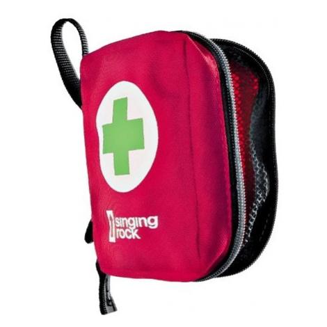 Singing Rock lékárnička First-AID Bag (obal) S, červená