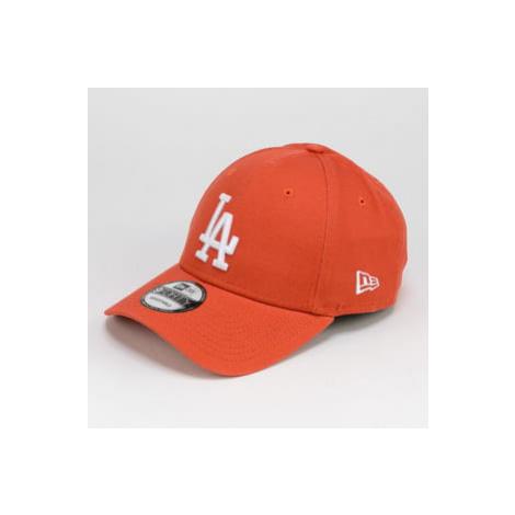 New Era 940 MLB League Essential LA oranžová