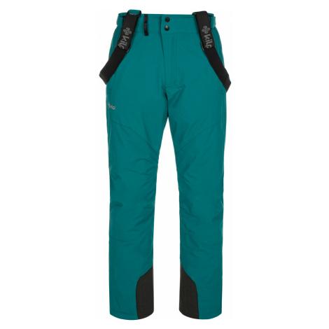 KILPI Pánské lyžařské kalhoty MIMAS-M NM0029KITRQ Tyrkysová