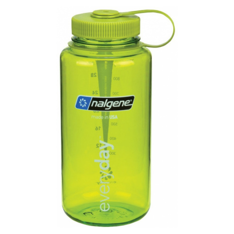 Láhev Nalgene Wide Mouth 1000 ml spring green