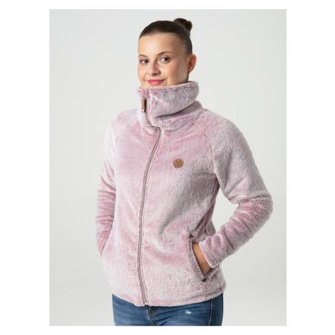 CHADA women's sweatshirt pink LOAP