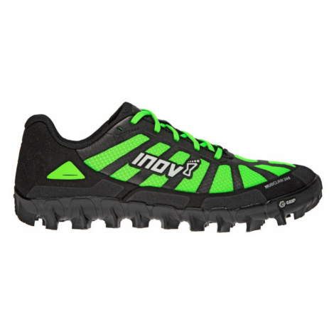 Pánské běžecké boty Inov-8 Mudclaw G 260 (P) 2.0 zelená/černá