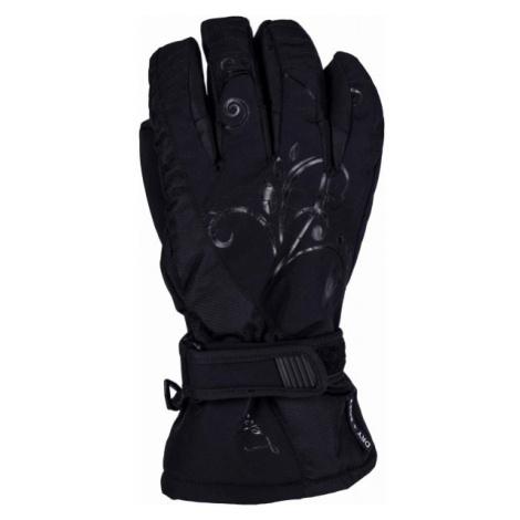 Leki VELVET S W černá - Dámské sjezdové rukavice