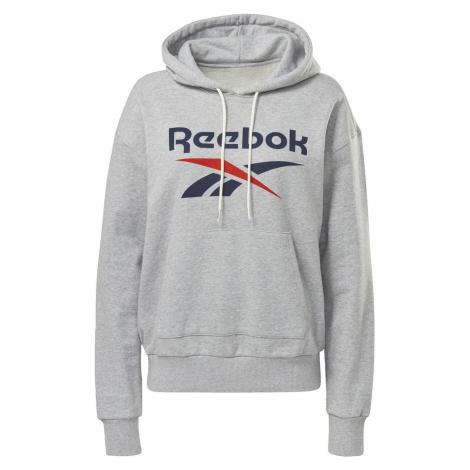 Reebok Identity Logo French Terry Hoodie Womens