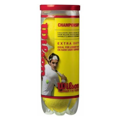 Wilson CHAMP XD TBALL 3 BALL CAN - Tenisové míče