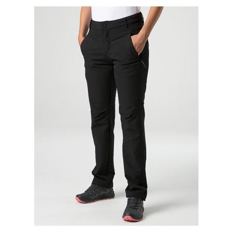 URECCA women's softshell pants black LOAP