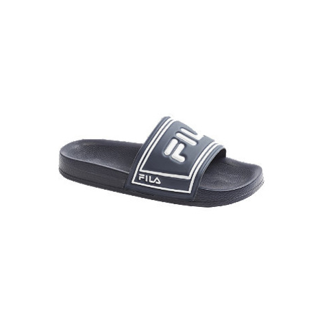 Tmavě modré pantofle Fila