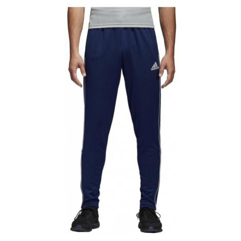 Tepláky Adidas Core 18 Training Tmavě modrá