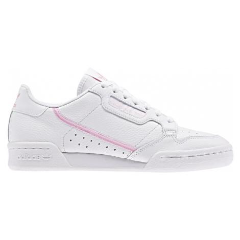 Adidas Continental 80 bílé G27722
