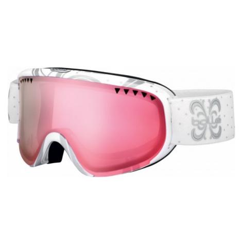 Bolle SCARLET bílá - Moderní dámské sjezdové brýle