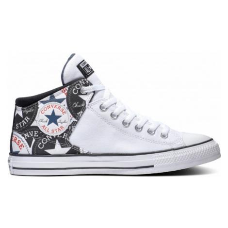 Converse CHUCK TAYLOR ALL STAR HIGH STREET bílá - Pánské tenisky